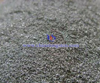 coarse grain tungsten powder image
